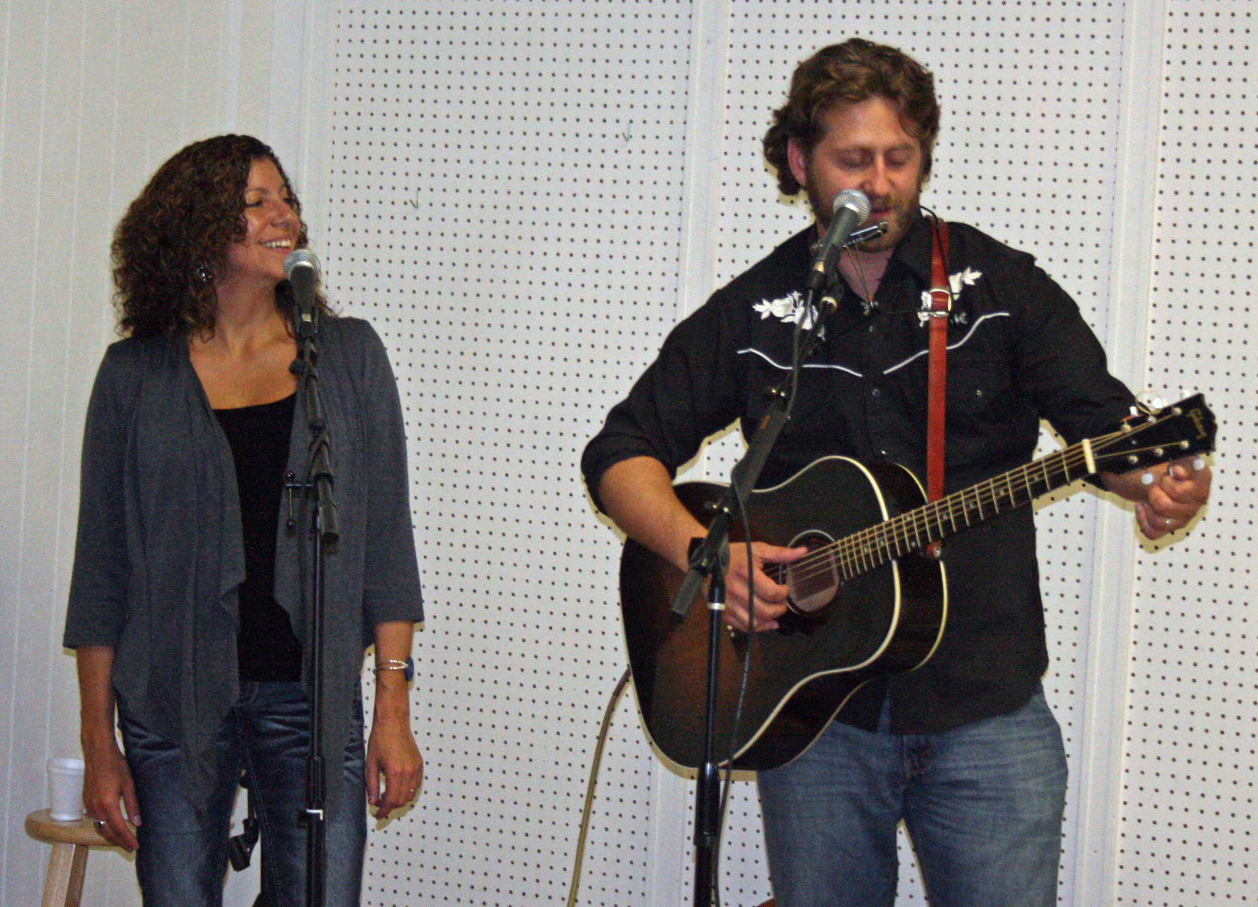 October 1, 2012 - Chad Elliot w/Bonita Crowe