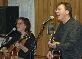 February 14, 2010 - Jan Krist & Jim Bizer