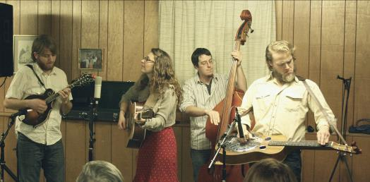 February 5, 2012 - Lindsay Lou & The Flat Bellies