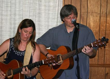 August 6, 2011 - Shari Kane & Dave Steele